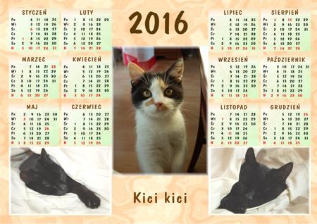 osobisty kalendarz
