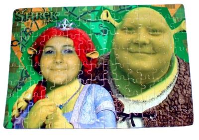 Puzzle z moim zdjęciem