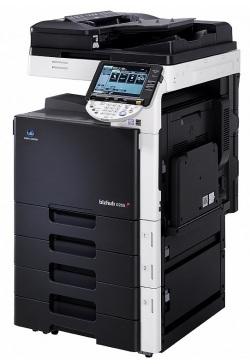 kserokopiarka minolta bizhub c360
